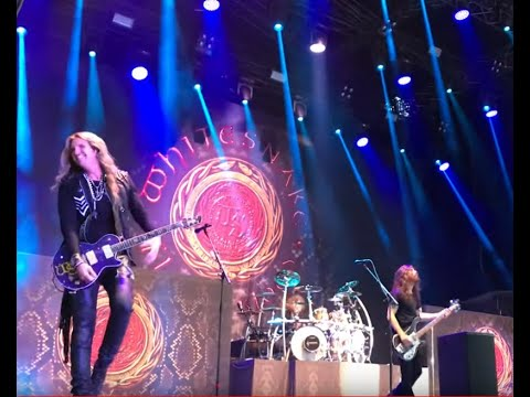 "WHITESNAKE debut new video 'Restless Heart' off ""The Rock Album"""