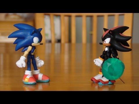 Sonic Stop Motion Adventures: Episode 1 - REMAKE