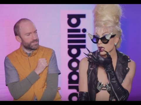 Alaska Thunderfuck Billboard Interview