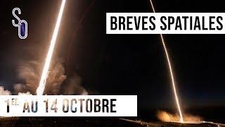 ☄️ BS || 1-14 OCTOBRE || MASCOT rebondit sur Ryugu, Space X fait le show [+ ANNONCE FAQ]