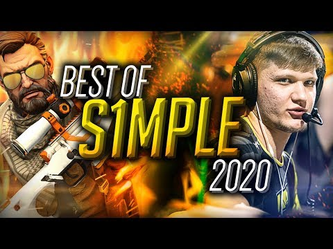 THE BEST PLAYER EVER?! BEST OF S1mple! (2020 Highlights) - CS:GO