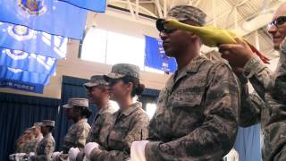 USAF Honor Guard rubber chicken bearing test