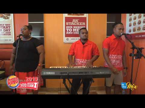 KUAM Music: 3K From Palau Performs