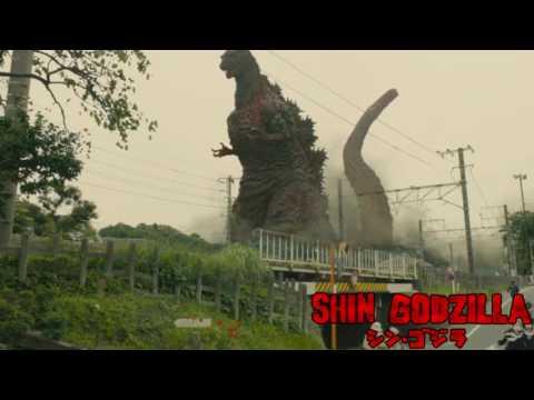 SHIN GODZILLA | Skillet  Monster