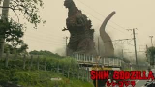 SHIN GODZLLLA | Skillet - Monster