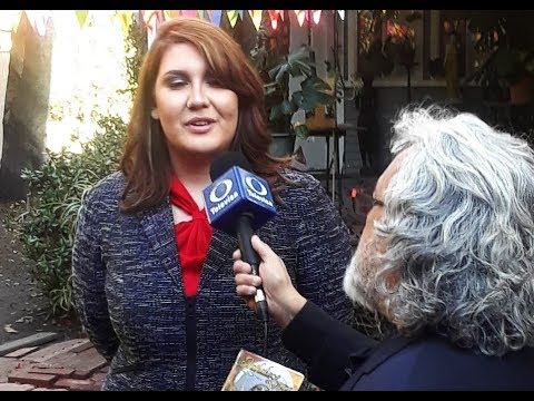 NATHALIA LOZANO - Exclusiva para 3 GRUPERO Televisa Californias - Dic 2018