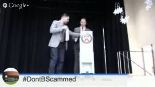 #DontBeScammed