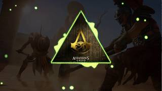 Assassin Creed Origins Trailer Song || You want it Darker ||