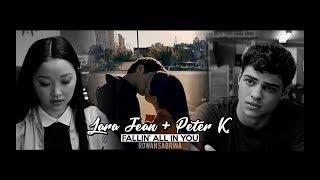 "Lara Jean & Peter Kavinsky | ""There"