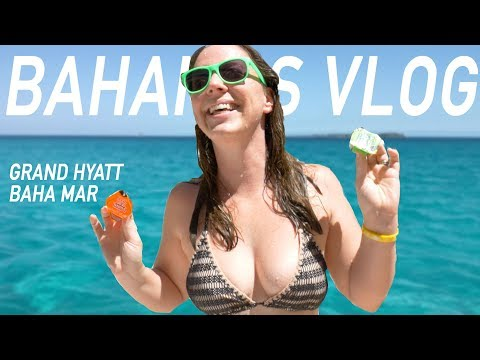 Really Bad Vlog #1 - (Nassau Bahamas, Grand Hyatt, Baha Mar)