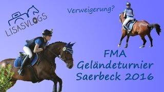 [FMA] Geländeturnier Saerbeck mit Verweigerung im Stil-Gelände-E