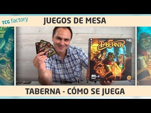 taberna---juego-de-mesa-en-español---cómo-se-juega