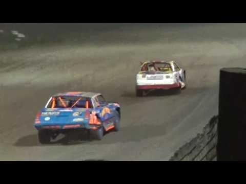 IMCA Stockcar Feature Marshalltown Speedway 9/17/16