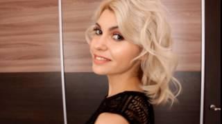 видео Макияж для блондинок с карими глазами