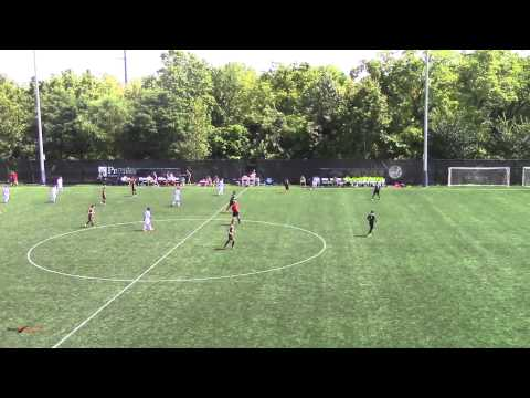 PDA 18s vs Philly Union Aug  2015