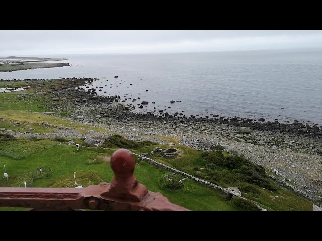 View from the Lista Lighthouse, June 26th 2019
