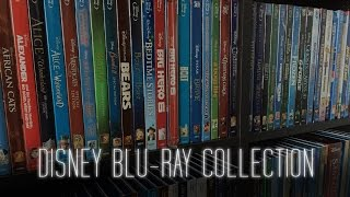 My Entire Disney Blu-ray Collection