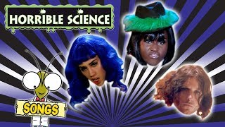 Horrible Science - Learn From The Songs   Science Songs   Science for Kids