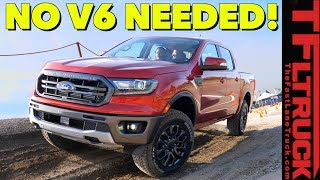 Here is Why the new 2019 Ford Ranger Could Outsell the Chevy Colorado & Toyota Tacoma