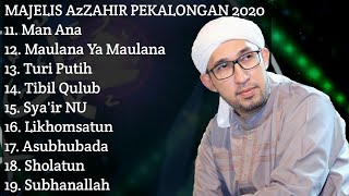 Download Lagu Full Sholawat Az Zahir 2020 || playlist 11-20 mp3