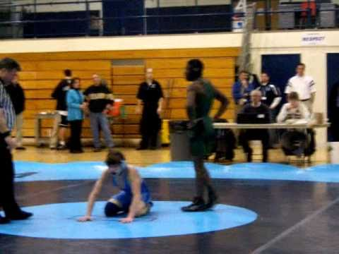 Our Son Julian Gross Wrestling @ Waterford Mott And WINS!!!!!!!   2007
