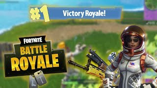 MOONWALKER SKIN SOLO WIN In Fortnite: Battle Royale
