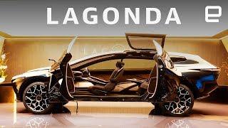 Aston Martin Lagonda Concept Videos