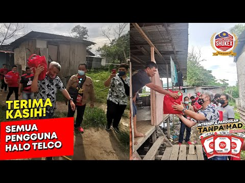 Kampung Yang Terpencil Memerlukan Bantuan Keperluan Harian