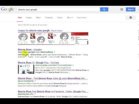 Sherrie Rose Google https:plus.google.comSherrieRose