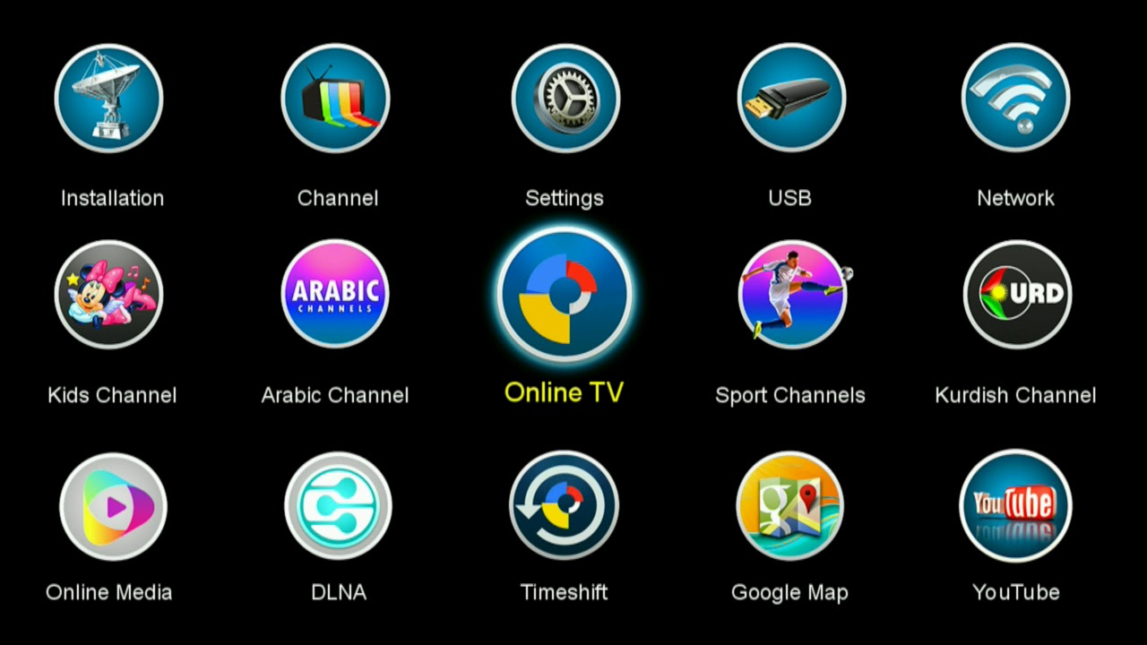 iStar A8000 Plus & Online TV Review