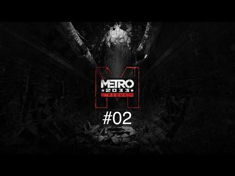 Metro 2033 Redux #02 - Horrortunnel nach Riga (Let's Play German)