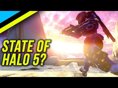 The State of Halo 5 w/guest LEGUNDO | What's Next For The Franchise?