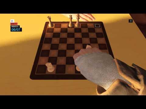 藍皮的看門狗戰記-小遊戲西洋棋(上)