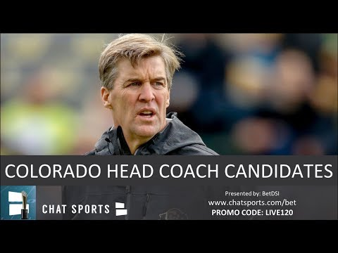 Top 10 Colorado Football Head Coach Candidates To Replace Mike MacIntyre In 2019