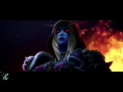 WoW Legion Music: Fate of the Horde (Sylvanas Vol'jin Cinematic)