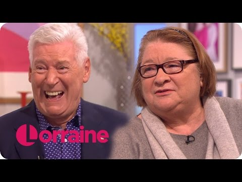 Rosemary Shrager And Roy Walker On The Real Marigold Hotel | Lorraine