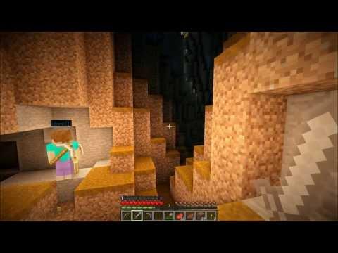 Смотреть прохождение игры Minecraft Big Trees Adventure. Серия 1 - Домик на болоте.
