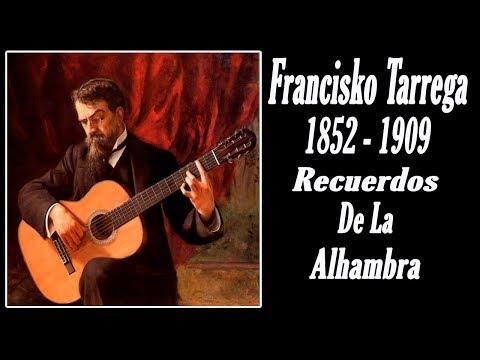 Recuerdos De La Alhambra (Воспоминания об Альгамбре) Fransisco Tarrega