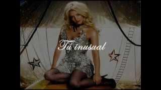 Britney Spears - Unusual you en español