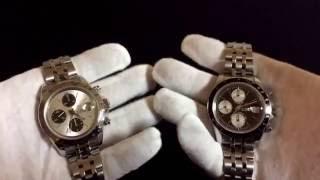 Tudor Prince Date 79280P Automatic Chrono Time or Tudor Tiger
