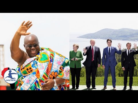 Ghana President Says Goodbye to Needing the West After Launch of Africa's Free Trade Area