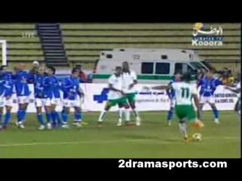 Didier Drogba Goal highlights for Cote d Ivoire