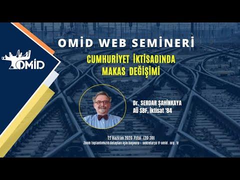 2020 06 22 - Cumhuriyet İktisadında Makas Değişimi (Dr. Serdar Şahinkaya)