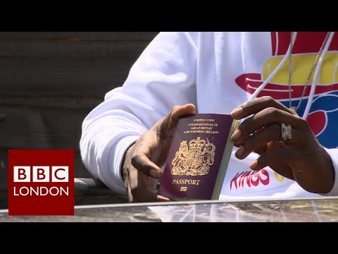Fighting For A British Passport - BBC London