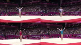 Sandra Izbasa: Floor Olympic Games 2012