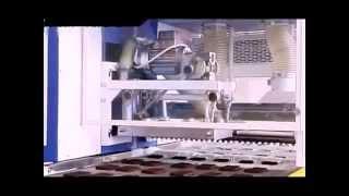Линия шоколадно глазировочная с декоратором(, 2015-03-17T13:26:05.000Z)