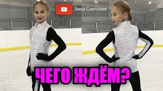 Загадка Вероники Жилиной Чего ждать от Новой Фигуристки Евгения Плющенко
