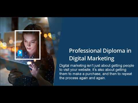 This online marketing course lets you interact with real instructors