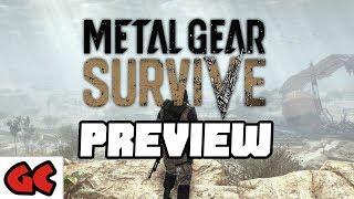 Metal Gear Survive | Preview // Vorschau