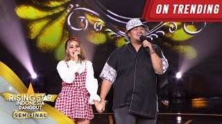 Ayu Tingting feat Ivan Gunawan - [AKU KAMU KITA] | Semifinal | Rising Star Indonesia Dangdut